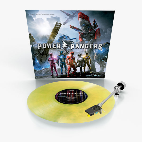 Power Rangers (Yellow Vinyl)