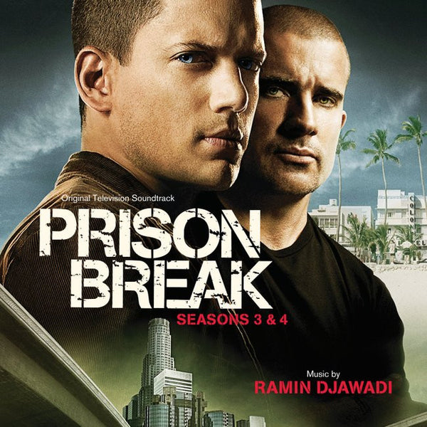 Prison Break Seasons 3 & 4