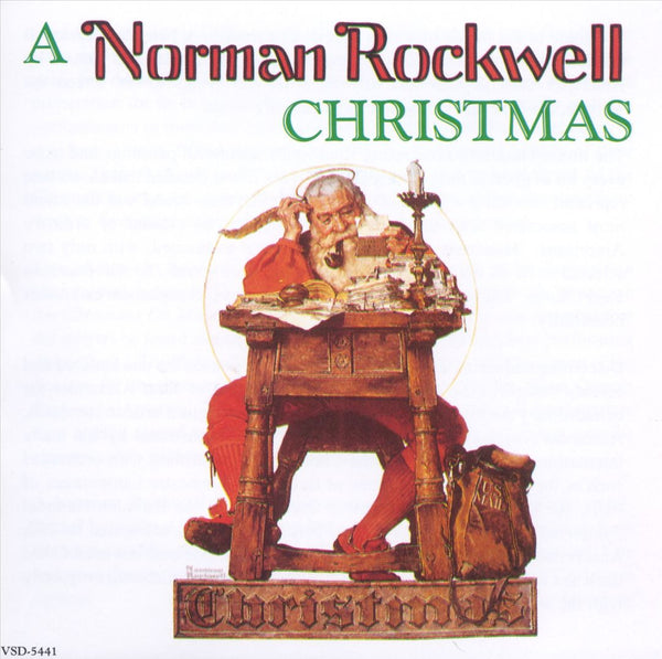 A Norman Rockwell Christmas (CD)