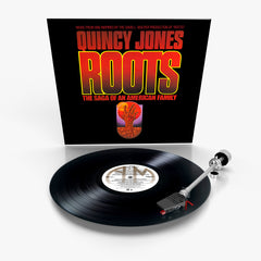 Roots: The Saga Of An American Family (Vinyl)