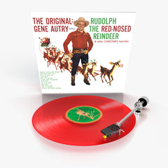 Rudolph The Red-Nosed Reindeer (Vinyl)