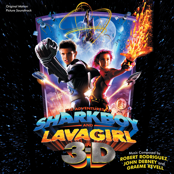 Adventures Of Sharkboy And Lavagirl in 3-D, The (Digital)