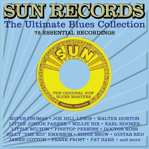 Ultimate Sun Blues Collection (3-CD Set)