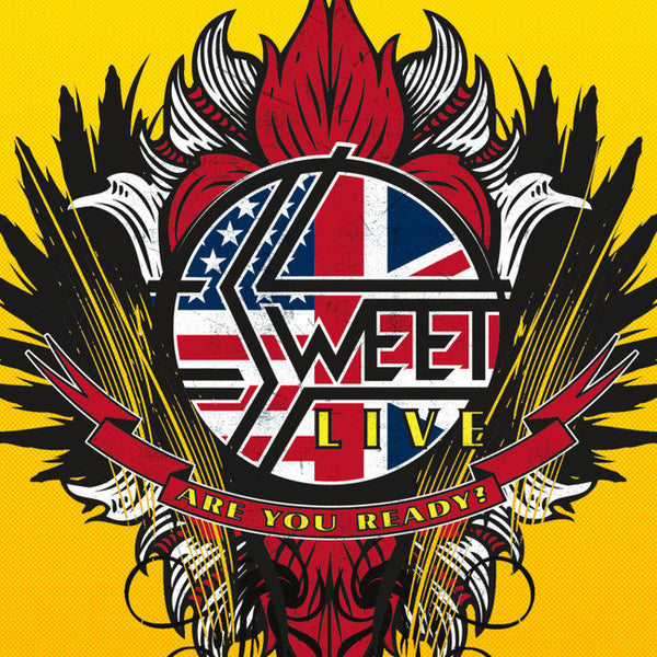 Are You Ready? Sweet Live
