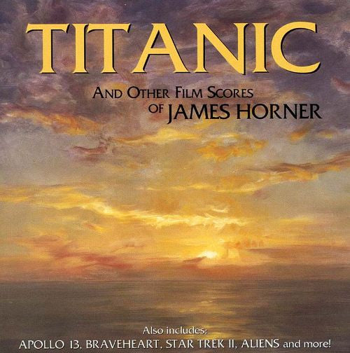 Titanic And Other Film Scores Of James Horner (Digital)