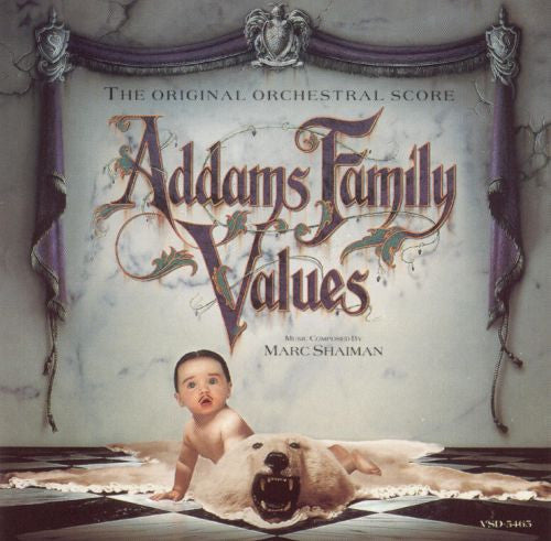 Addams Family Values (Digital)