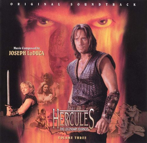Hercules: The Legendary Journeys, Volume Three (Digital)