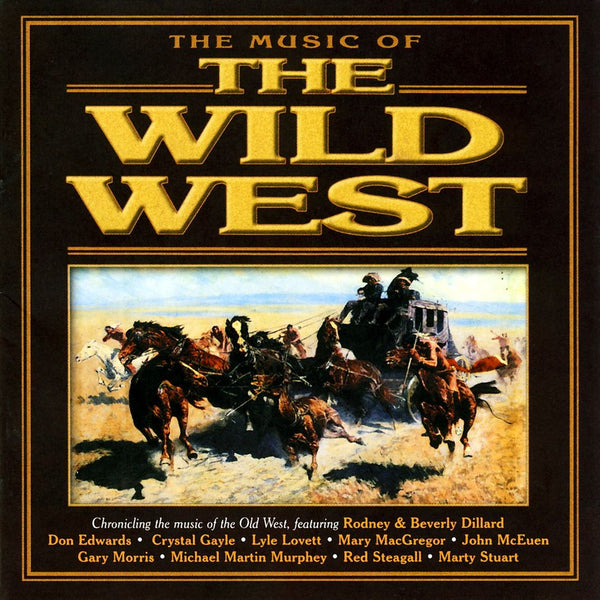 Music Of The Wild West, The