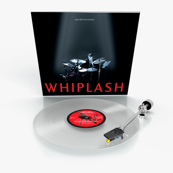 Whiplash (Clear Vinyl)