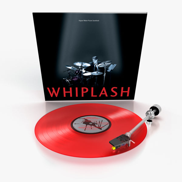 Whiplash (Red Vinyl)