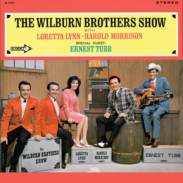 Wilburn Brothers Show