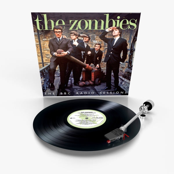 The Zombies: The BBC Radio Sessions (Vinyl)