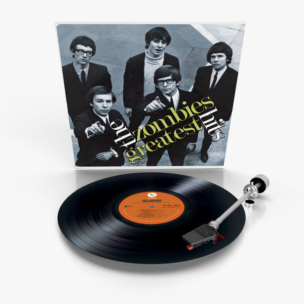 Zombies Greatest Hits, The (Vinyl)