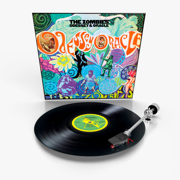 The Zombies: Odessey & Oracle (Vinyl)