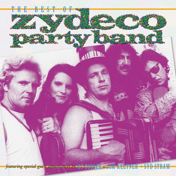 Zydeco Party Band: Best Of