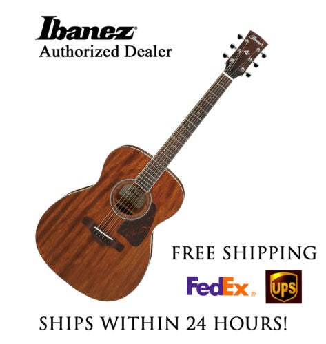 **IBANEZ AC340OPN ARTWOOD CONCERT ACOUSTIC GUITAR - FREE SHIPPING**