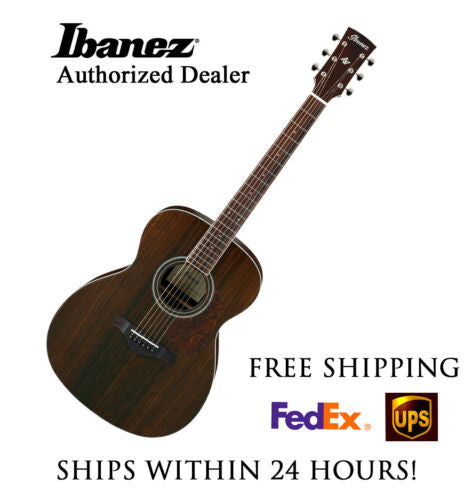 **IBANEZ AC388OPS ARTWOOD GRAND CONCERT OPEN PORE SEMI-GLOSS ACOUSTIC GUITAR**