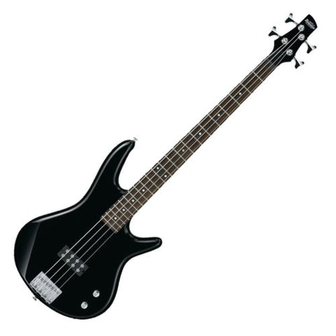 **IBANEZ GSR100EX ELECTRIC BASS GUITAR IN BLACK, FULL SET-UP & FREE SHIPPING**