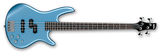**IBANEZ GSR200SDL BASS GUITAR - SODA BLUE, FULL PRO SET-UP AND FREE SHIPPING**