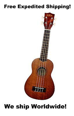 **NEW KALA KA-15S MAHOGANY SOPRANO UKULELE - OUR BEST SELLER - RATED #1**
