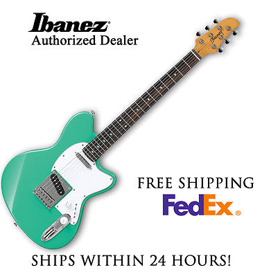 **IBANEZ TM302 ELECTRIC GUITAR IN MINT INCLUDES FULL SET-UP AND FREE SHIPPING**