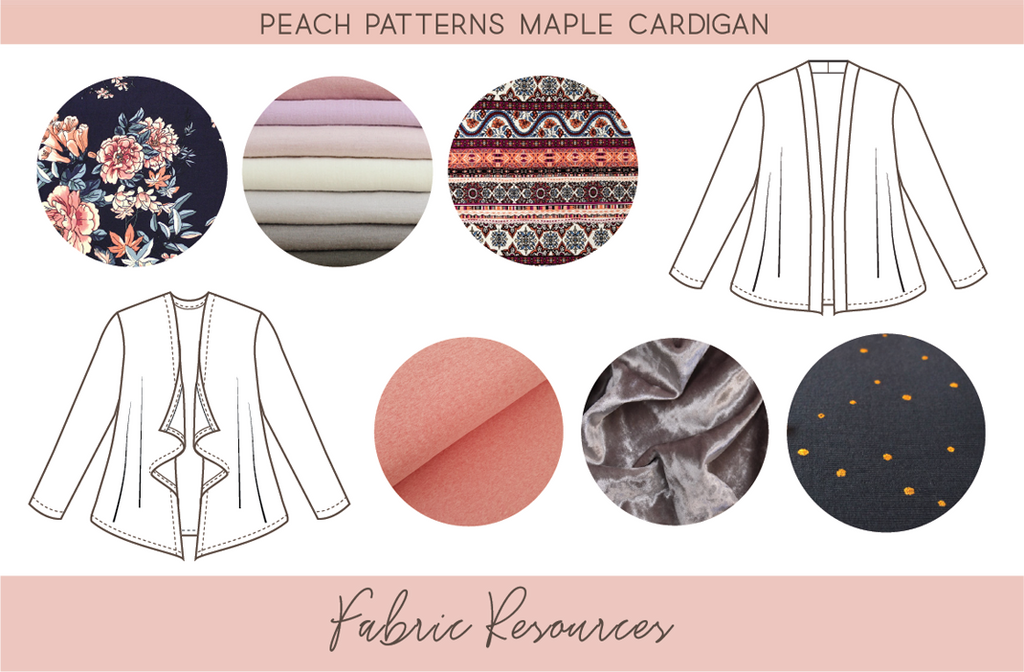 Peach Patterns