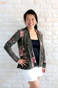 Maple Cardigan PDF Sewing Pattern for Women