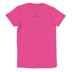may the odds: short sleeve women's t-shirt