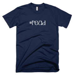 cool #read short sleeve t-shirt