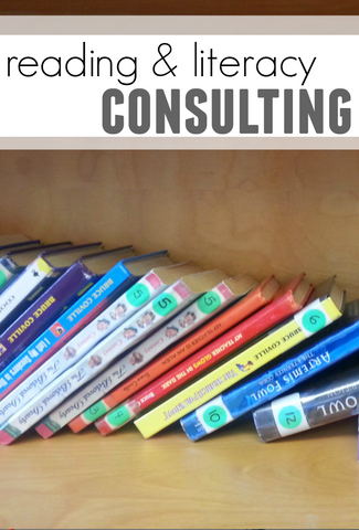 consulting || reading & literacy
