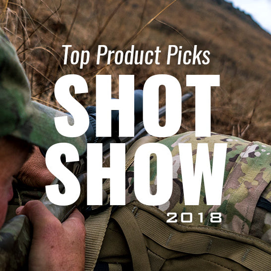 Top New Products from Shot Show 2018