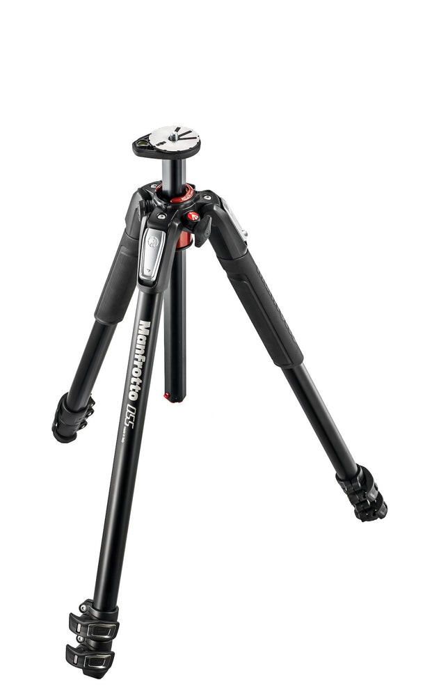 Manfrotto 055 X PRO3 Aluminum 3 Section Tripod