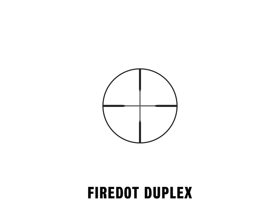 Leupold VX-5HD 1-5x24 CDS ZL2 FireDot Duplex Rifle Scope