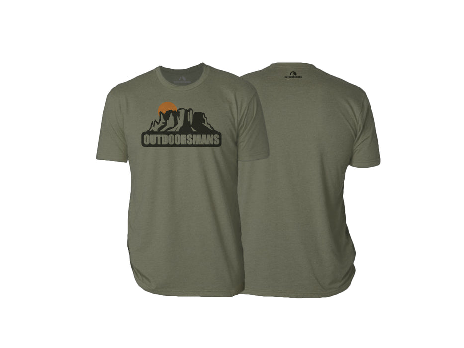 Outdoorsmans Dutchman T-Shirt