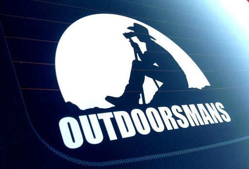 Outdoorsmans Decal
