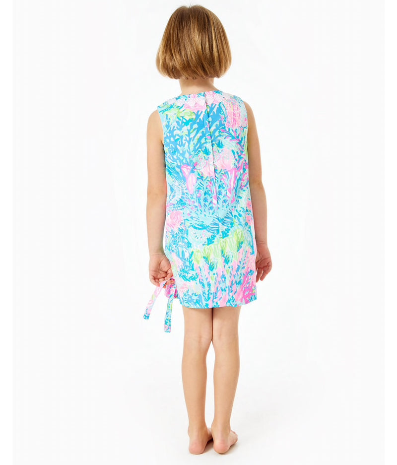"Lilly Pulitzer ""Little Lilly,"" Multi Fished My Wish"