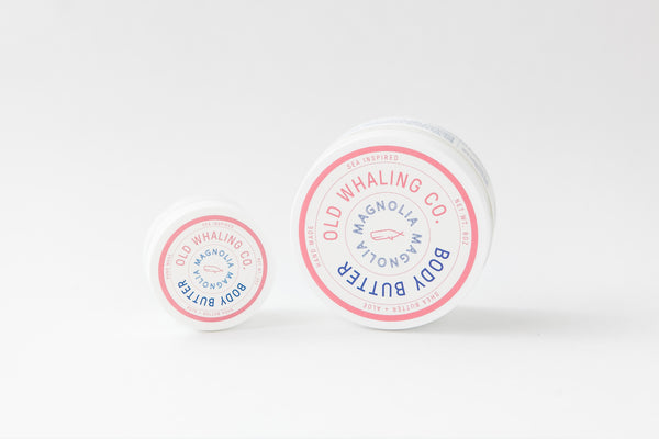 Old Whaling Company - Magnolia Body Butter 8oz