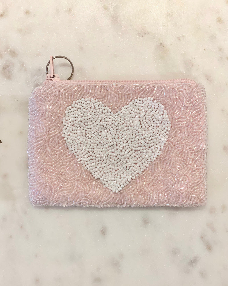 Tiana Heart Coin Purse
