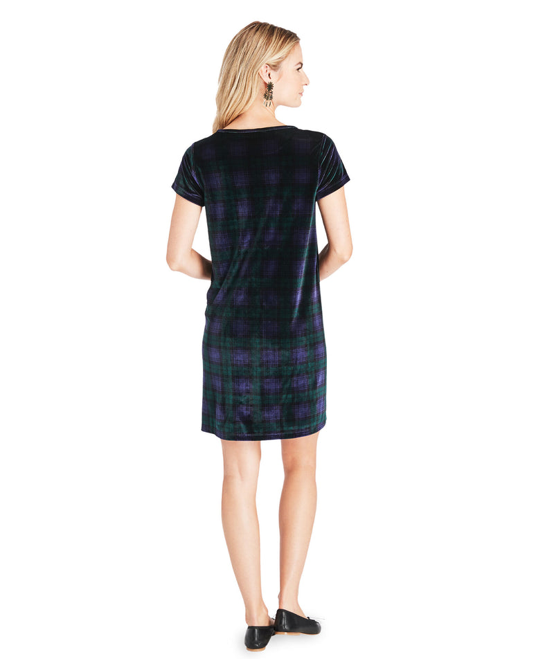 Vineyard Vines Blackwatch Madaket T-Shirt Dress