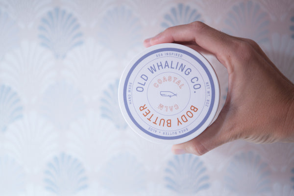 Old Whaling Company - Coastal Calm Body Butter 8oz