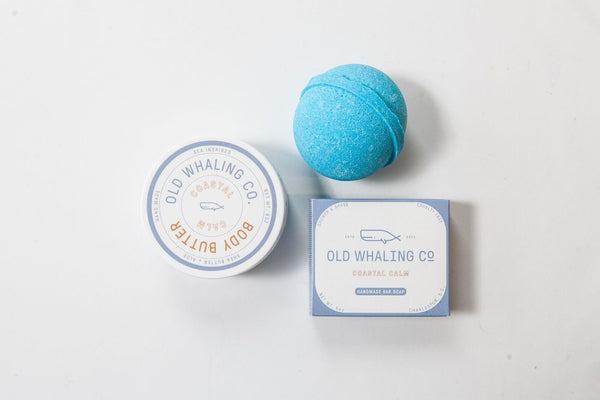 Old Whaling Company - Coastal Calm Bar Soap