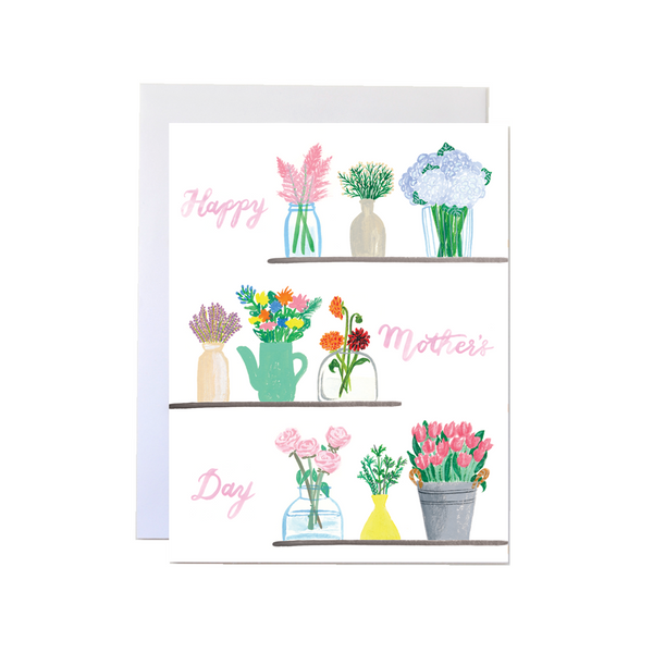 Forage Paper Co. - Mother's Day Flowers