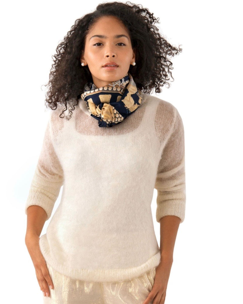 Gretchen Scott Mohair Sweater