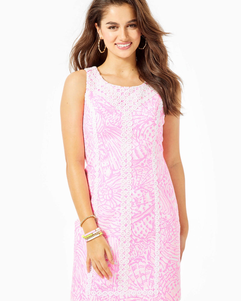 Lilly Pulitzer Macfarlane Stretch Shift Dress