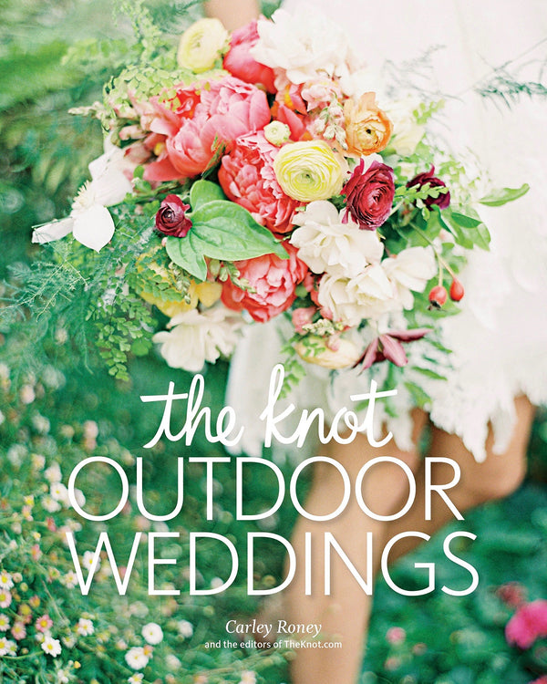 The Knot Outdoor Weddings, Carley Roney