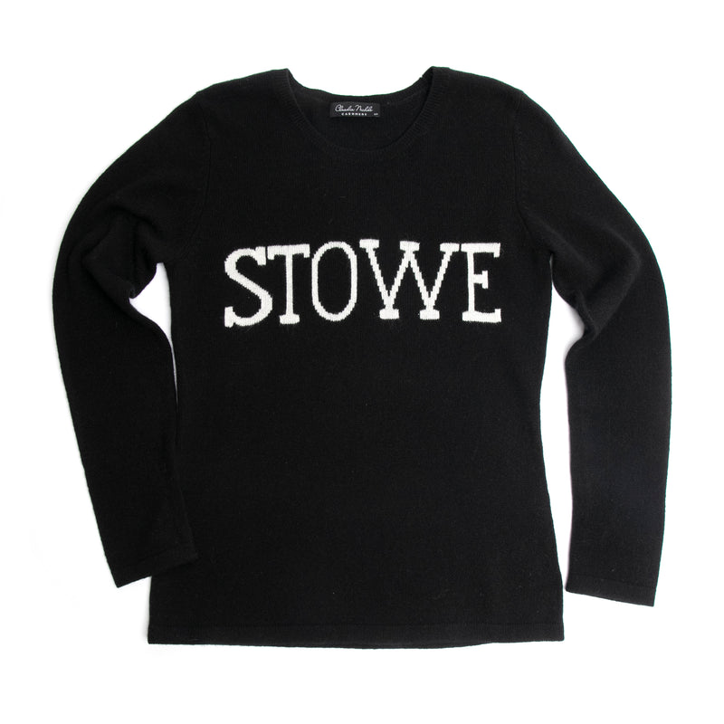 STOWE cashmere sweater