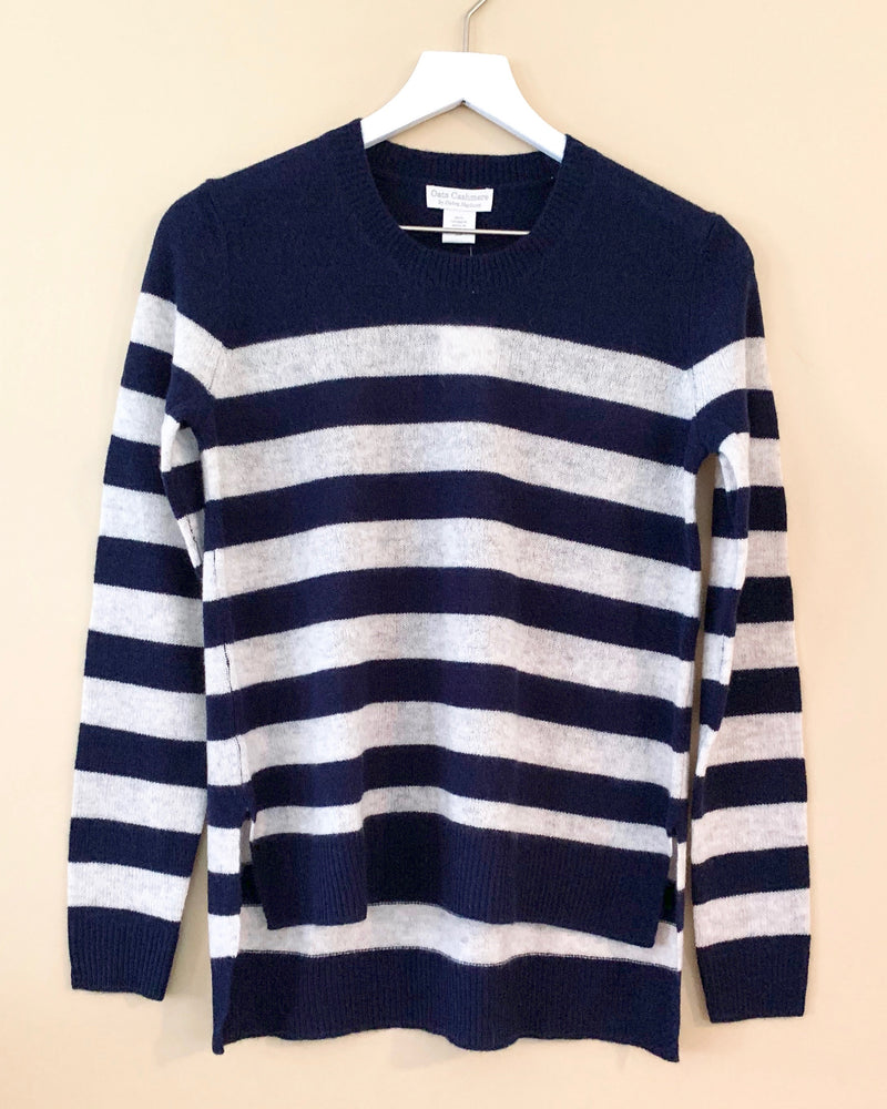 OATS Cashmere Striped Sweater