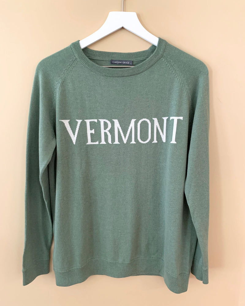 Monelle Exclusive Cotton Cashmere VERMONT Sweaters
