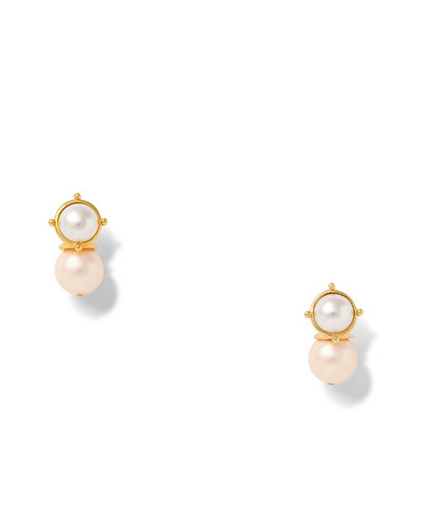 Catherine Canino Champagne Lady Earring