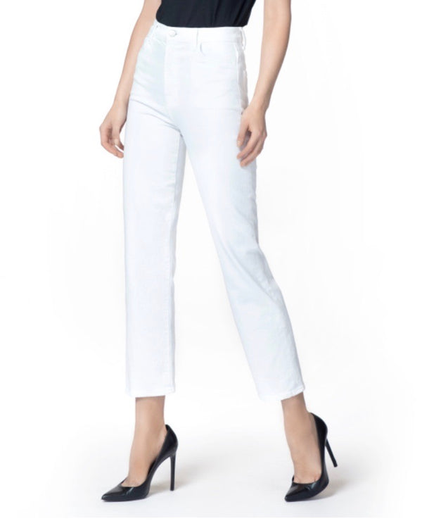 J BRAND Jules High-Rise Straight Leg
